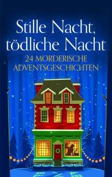 Michael Böhm: Stille Nacht, tödliche Nacht, Buch