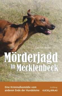 Gernot Beger: Mörderjagd in Mecklenbeck, Buch