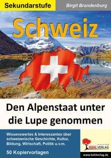 Schweiz, Buch