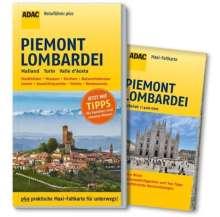Caterina Mesina: ADAC Reiseführer plus Piemont Lombardei, Buch