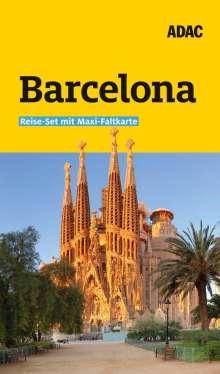 Julia Macher: ADAC Reiseführer plus Barcelona, Buch