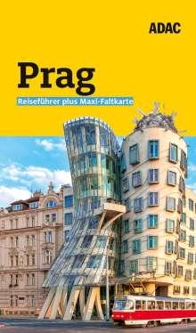 Franziska Neudert: ADAC Reiseführer plus Prag, Buch
