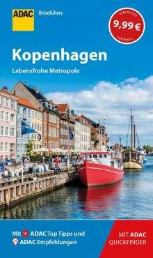 Alexander Geh: ADAC Reiseführer Kopenhagen, Buch