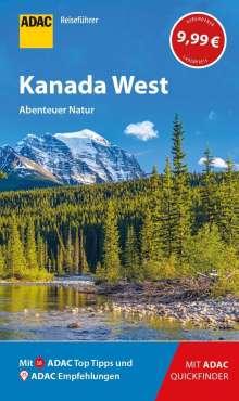 Elisabeth Schnurrer: ADAC Reiseführer Kanada West, Buch