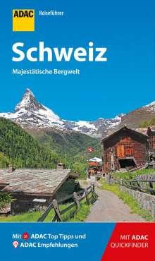 Robin Daniel Frommer: ADAC Reiseführer Schweiz, Buch