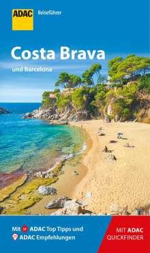 Julia Macher: ADAC Reiseführer Costa Brava und Barcelona, Buch