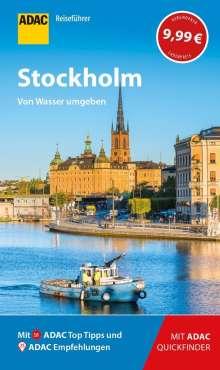 Cornelia Lohs: ADAC Reiseführer Stockholm, Buch