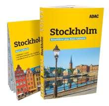 Cornelia Lohs: ADAC Reiseführer plus Stockholm, Buch