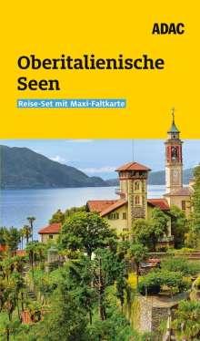 Franz-Marc Frei: ADAC Reiseführer plus Oberitalienische Seen, Buch