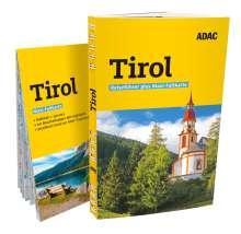 Georg Weindl: ADAC Reiseführer plus Tirol, Buch