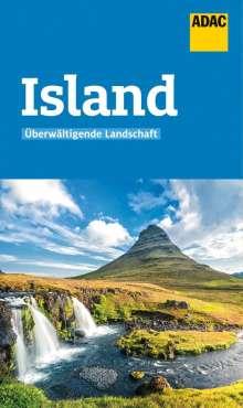 Bernd Bierbaum: ADAC Reiseführer Island, Buch
