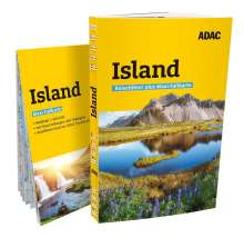 Bernd Bierbaum: ADAC Reiseführer plus Island, Buch