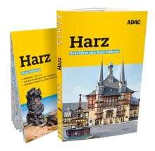 Knut Diers: ADAC Reiseführer plus Harz, Buch