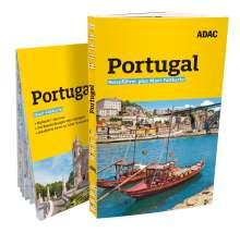 Friedrich Köthe: ADAC Reiseführer plus Portugal, Buch