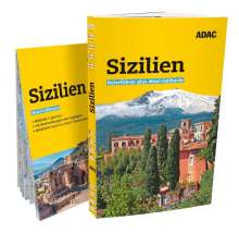 Nicoletta De Rossi: ADAC Reiseführer plus Sizilien, Buch