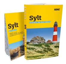 Knut Diers: ADAC Reiseführer plus Sylt, Buch
