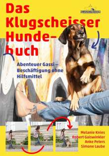 Melanie Knies: Das Klugscheisser-Hundebuch, Buch