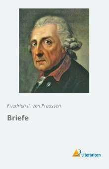 Friedrich II von Preussen: Briefe, Buch