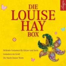 Louise Hay: Die Louise-Hay-Box, 3 CDs