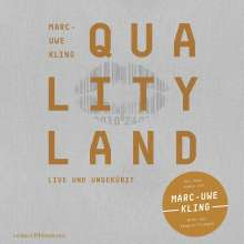 Marc-Uwe Kling: QualityLand, 7 CDs