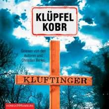 Volker Klüpfel: Kluftinger (Ein Kluftinger-Krimi 10), 12 CDs
