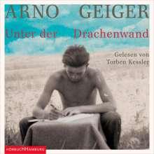 Arno Geiger: Unter der Drachenwand, 11 CDs