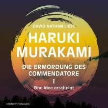 Haruki Murakami: Die Ermordung des Commendatore Band I, 12 CDs