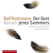 Ralf Rothmann: Der Gott jenes Sommers, 6 CDs