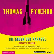 Thomas Pynchon: Die Enden der Parabel, 13 CDs