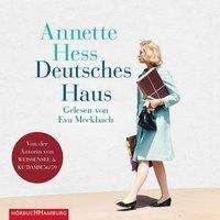 Annette Hess: Deutsches Haus, 7 CDs