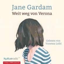 Jane Gardam: Weit weg von Verona, 6 CDs