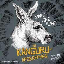 Marc-Uwe Kling: Die Känguru-Apokryphen, 4 CDs