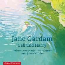 Jane Gardam: Bell und Harry, 4 CDs