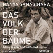 Hanya Yanagihara: Das Volk der Bäume, 3 CDs