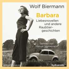 Wolf Biermann: Barbara, 6 CDs