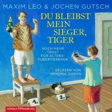 Du bleibst mein Sieger, Tiger, 3 CDs