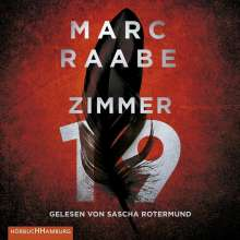 Marc Raabe: Zimmer 19, 2 MP3-CDs