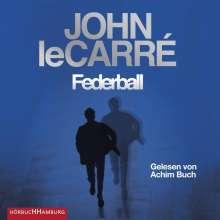 John Le Carre: Federball, 8 CDs