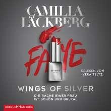 Camilla Läckberg: Wings of Silver. Die Rache einer Frau endet nie (Golden Cage 2), 2 MP3-CDs