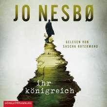 Jo Nesbø: Ihr Königreich, 2 MP3-CDs
