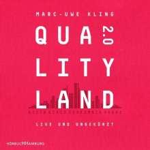 Marc-Uwe Kling: QualityLand 2.0, 8 CDs