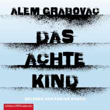 Alem Grabovac: Das Achte Kind, 5 CDs