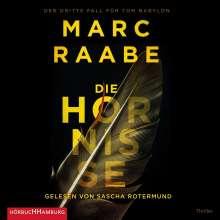 Marc Raabe: Die Hornisse (Tom Babylon-Serie 3), 2 MP3-CDs