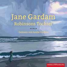 Jane Gardam: Robinsons Tochter, 8 CDs