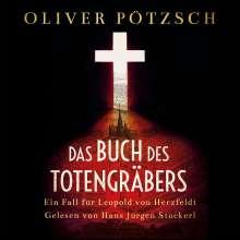 Oliver Pötzsch: Das Buch Des Totengräbers, 2 MP3-CDs