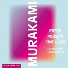 Haruki Murakami: Erste Person Singular, 4 CDs