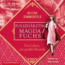 Helene Sommerfeld: Das Leben,Ein Großer Rausch, 2 MP3-CDs