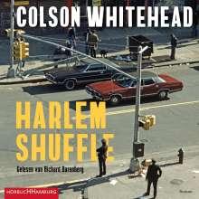 Colson Whitehead: Harlem Shuffle, 2 MP3-CDs