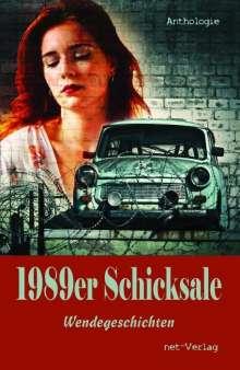 Jutta Gornik: 1989er Schicksale, Buch