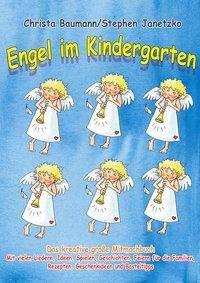 Christa Baumann: Engel im Kindergarten - Das kreative große Mitmachbuch, Buch